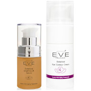 Eve Rebirth Botanical Bright & Lift Serum + Botanical Eye Contour Cream