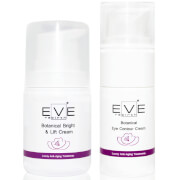 Eve Rebirth Botanical Bright & Lift Cream + Botanical Eye Contour Cream
