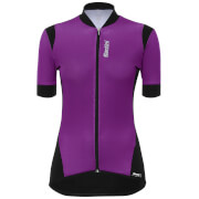 Santini Wave for women  - cycling shorts and short sleeve jersey
