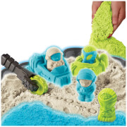 Image of Cra-Z-Sand Glow in the Dark Space Playset