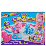 Image of Cra-Z-Sand Deluxe Glitter Pony Playset