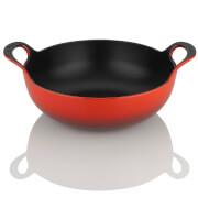 Le Creuset Cast Iron Balti Dish 24cm - Cerise