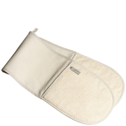 Le Creuset Double Oven Gloves - Cream