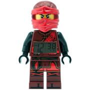 LEGO ® Ninjago: Time Twins Kai Minifiguren-Uhr mit Wecker