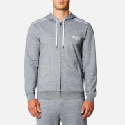BOSS Hugo Boss Men's Large Logo Hoody - Charcoal