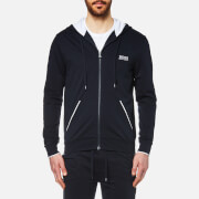 BOSS Hugo Boss Men's Zipped Hoody - Dark Blue