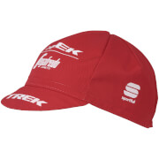 Sportful Trek-Segafredo BodyFit Pro Race Cap - Red/White/Black