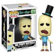 Rick and Morty Mr. Poopy Butthole Pop! Vinyl Figur