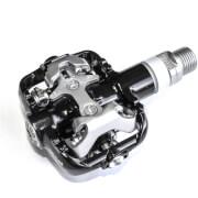 Wellgo WPD801 SPD Compatible Pedals - Black