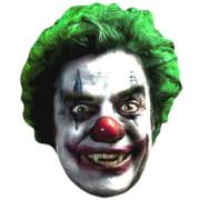 Lot de 6 Masque de Déguisement - Clown Effrayant
