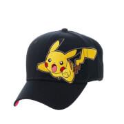 Casquette Pikachu Pokémon -Noir/Jaune