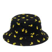 Pokémon Pikachu Rain Hat - Black
