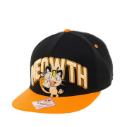 Casquette Miaouss Pokémon -Noir/Orange