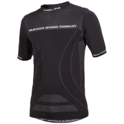 Nalini Somerset Short Sleeve Baselayer - Black
