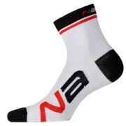 Nalini Logo Socks H13 - White