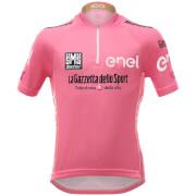 Santini Kids' Giro d'Italia 2017 Leaders Jersey - Pink