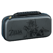 Official Nintendo Switch Zelda Travel Case - Grey