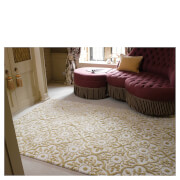 Flair Mayfair Knightsbridge Rug - Gold