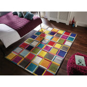 Flair Spectrum Waltz Rug - Multi