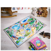 Tapis Flair Matrix Kiddy Routes et Zoo (75X112)