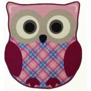 Flair Matrix Kiddy Rug - Ollie Owl Multi (80X90)