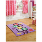 Tapis Flair Kiddy Play Rugs - Marelle Multi (110X160)