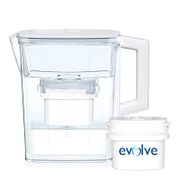 Aqua Optima Compact Water Filter Jug Plus 1 Cartridge 2.1L