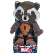 Peluche Rocket Raccoon - Marvel Guardianes de la Galaxia