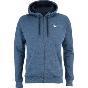 Le Shark Men's Frampton Zip Through Hoody - Bijou Blue