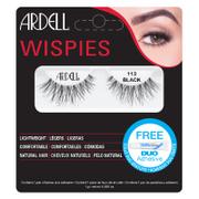 Купить Накладные ресницы Ardell Wispies False Eyelashes - 113 Black