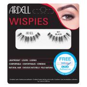 Купить Накладные ресницы (пучки) Ardell Wispies Cluster False Eyelashes - 601 Black
