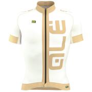 Alé PRR 2.0 Arcobaleno Jersey - White/Gold