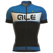 Alé Formula 1.0 Sprinter Jersey - Black/Light Blue