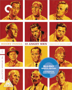 Image of 12 Angry Men - The Criterion Collection