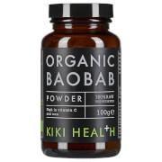 Купить Органический порошок баобаба KIKI Health Organic Baobab Powder 100 г