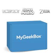 My Geek Box February Box  Nostalgia