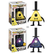 Figurine Funko Pop! Souvenirs de Gravity Falls Bill Crypto