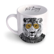 Wild Dining Larry Lion Mug