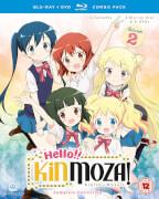 Hello! Kinmoza! - Complete Season 2 Blu-ray/DVD Combo