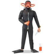 Image of Action Man Scuba Diver Figure