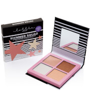 Lottie London Powder Highlighter Quad 15g
