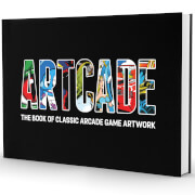 Image of Artcade - The Book of Classic Arcade Game Art