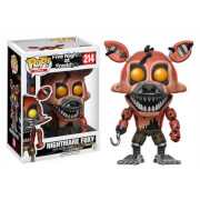 Five Nights at Freddy's Nightmare Foxy Pop! Vinyl Figur