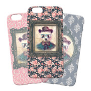 Panda Portrait Phone Case for iPhone and Android