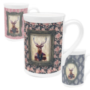 Taza Porcelana China