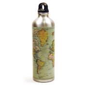 Man of the World Aluminium Water Bottle 750ml - Silver