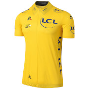 Le Coq Sportif Tour de France 2017 Leaders Official Jersey - Yellow