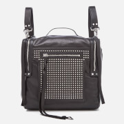 McQ Alexander McQueen Women's Convertible Box Bag - Black