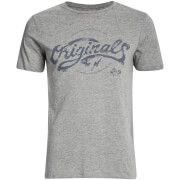 Camiseta Jack & Jones Originals Milller - Hombre - Gris