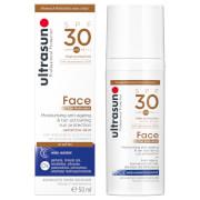 Купить Лосьон-ускоритель загара для лица Ultrasun Tan Activator for Face SPF30 50 мл